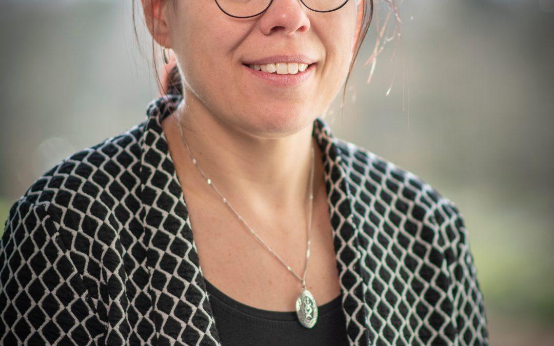 Ellen Sarr nieuwe directeur De Impuls voor de Zorg