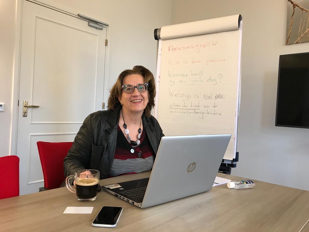 Aan het woord: Evelien Hogenkamp, Verpleegkundig Kwaliteitscoach