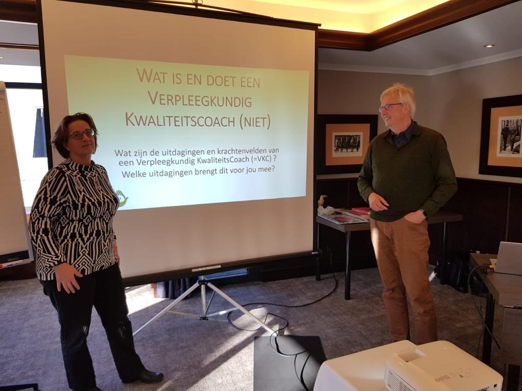 In gesprek metFrans Hoogland: dilemma's rondom verpleegkundig kwaliteitscoaches